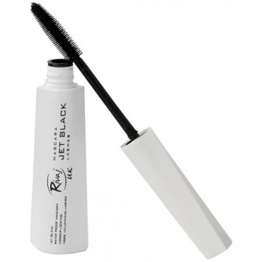 Rivaj Uk Jet Black Water Proof Mascara