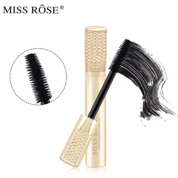 Miss Rose Mascara Golden Packing
