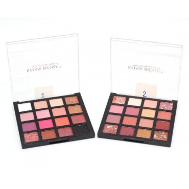Miss Rose 16 Color Eyeshadow Palette